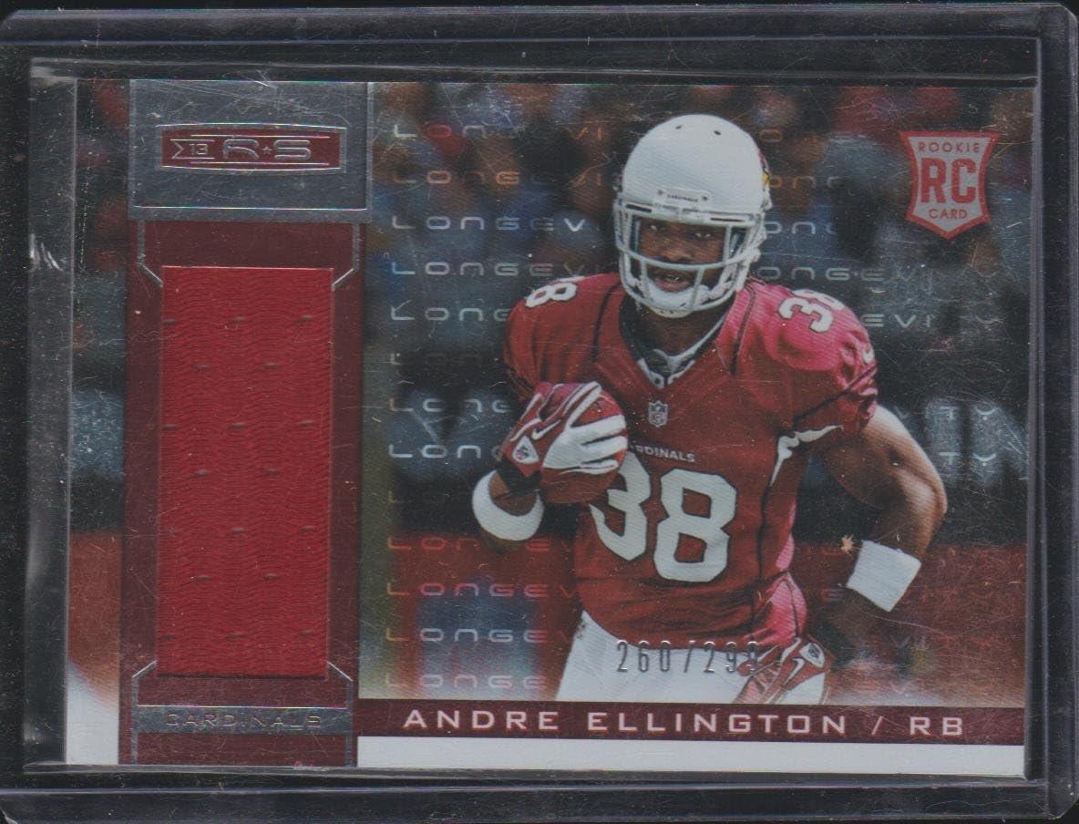 2013 Panini R&S Andre Ellington Cardinals 260/299 Rookie Jersey ...