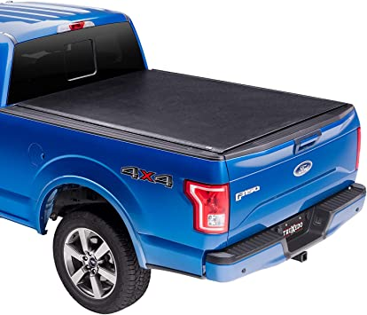 Amazon Com Truxedo Lo Pro Soft Roll Up Truck Bed Tonneau Cover 597601 Fits 09 14 Ford F 150 5 6 Bed Automotive