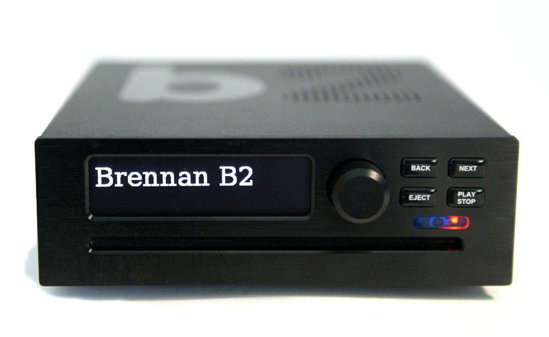 Brennan B2 (500Gb, Black)