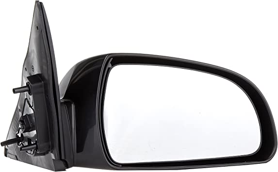 Amazon Com Door Mirrors Fit Hyundai Scitoo Exterior Accessories Mirrors Fit 06 10 Hyundai Sonata With Power Controlling Heated Non Telesccoping Non Folding Features Passenger Side Automotive