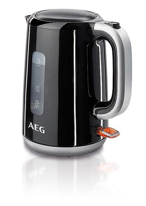 AEG EWA3300 Hervidor de agua Serie 3 con una capacidad de 1.7 L, potencia de