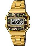CASIO Vintage Collection A168WEGC-3VT Watch, Gold