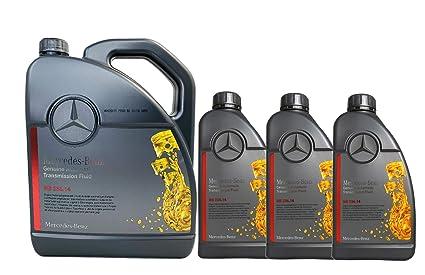 Mercedes-Benz Aceite/Fluido de la transmisión automática Original MB236.14 (ATF