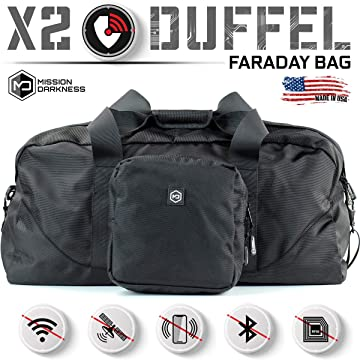 cheap Mission Darkness X2 Duffel 2020