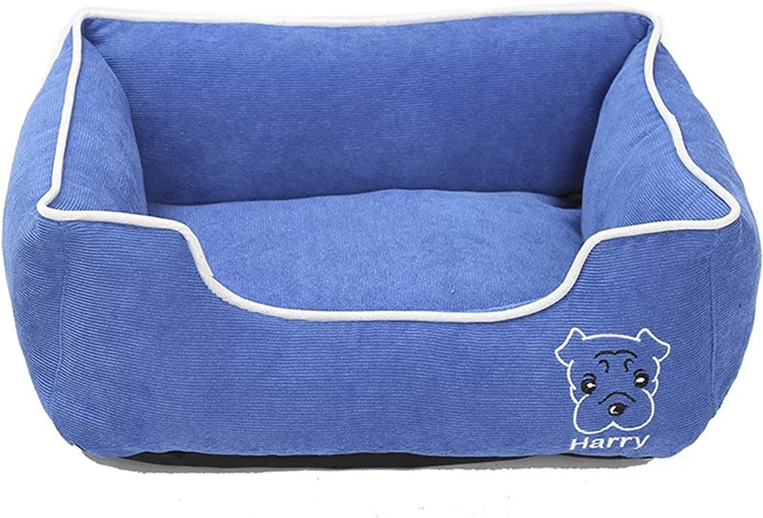 washable /& scratch-resistant house for dogs and cats thematys Pet basket made plush fabric in 5 different colours and 4 sizes Style 3, S