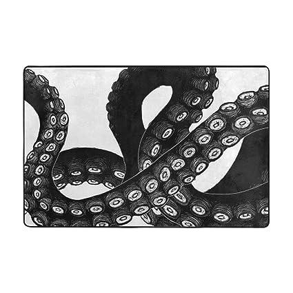 Amazon.com: Get Kraken Area Rugs for Bedroom Sofa Floor 36 x ...