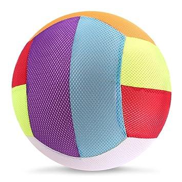 stylife Rainbow gamuza de hinchable gigante bola de playa juguetes ...