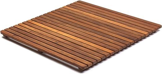 Duschmatte Holz Outdoor