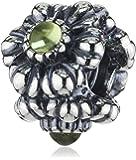 Pandora - 790580PE - Drops Femme - Argent 925/1000 - Fleur
