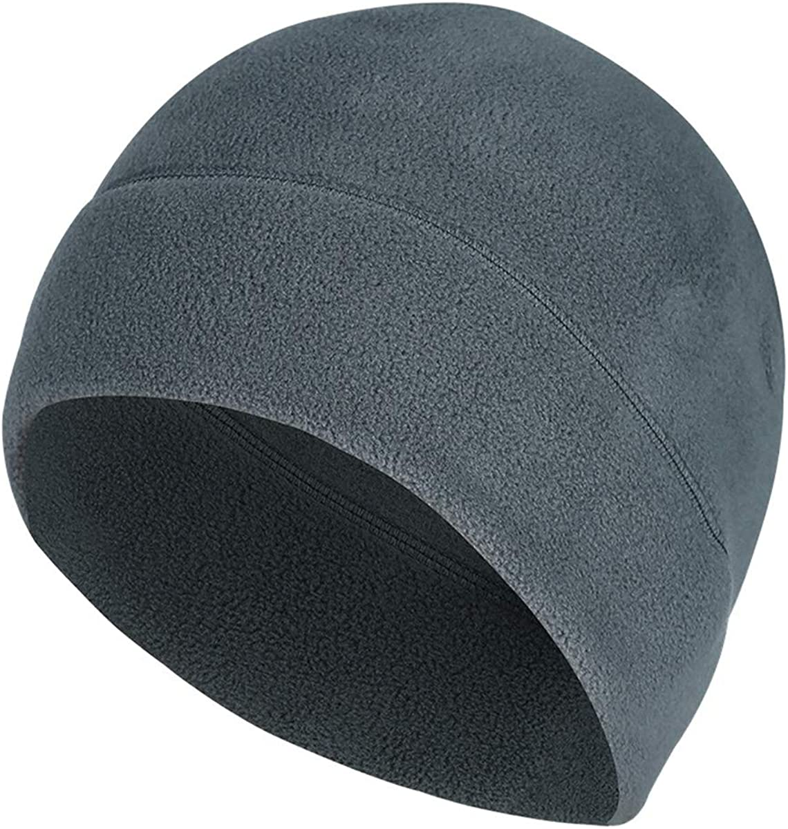 Skull Cap Helmet Liner Winter Windproof Cycling Beanie Hat for Running Cycling