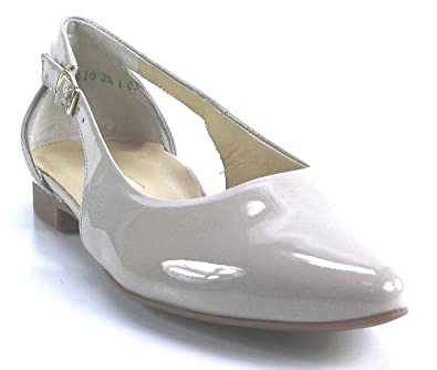 new style 580b3 5dd6a Paul Green | Ballerina Beige Nude Beige Size: 5: Amazon.co ...