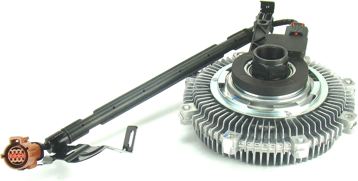 OAW 12-F3263 Electronic Cooling Fan Clutch for 06-10 Ford Explorer Mercury Mountaineer 4.0L 4.6L