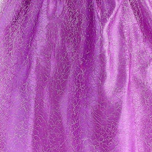 SweetNicole Princess Rapunzel Purple Princess Party Costume Dress with Accessories (7-8) by SweetNicole (Image #6)