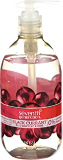 product image for Seventh Generation Hand Wash, Black Currant & Rosewater, 12 Ounce