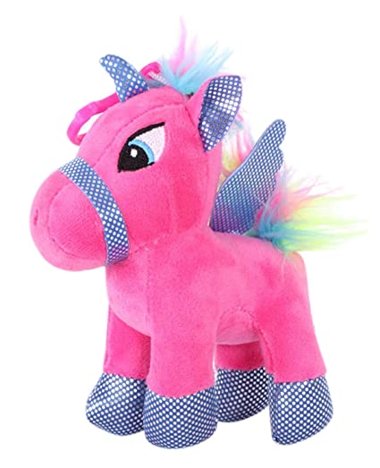 Tickles Kids Unicorn Horse Stuffed Plush Soft Toy (20 cm)