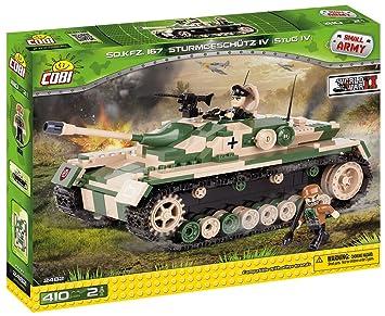 Cobi 2507 Spielzeug Sd.kfz Grün Schwartz, elefant 184 Panzerjäger Tiger