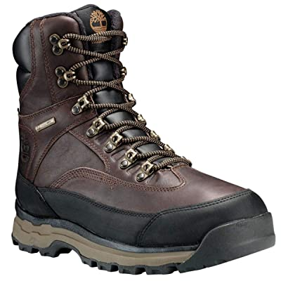 Timberland Men's Chocorua Trail 8 inch Waterproof Hiking Boot | Hiking Boots