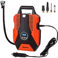 $29 » Glamore Portable Air Compressor for Car Tires, Tire Inflator, 12V DC Air Compressor, Tire Pump,…