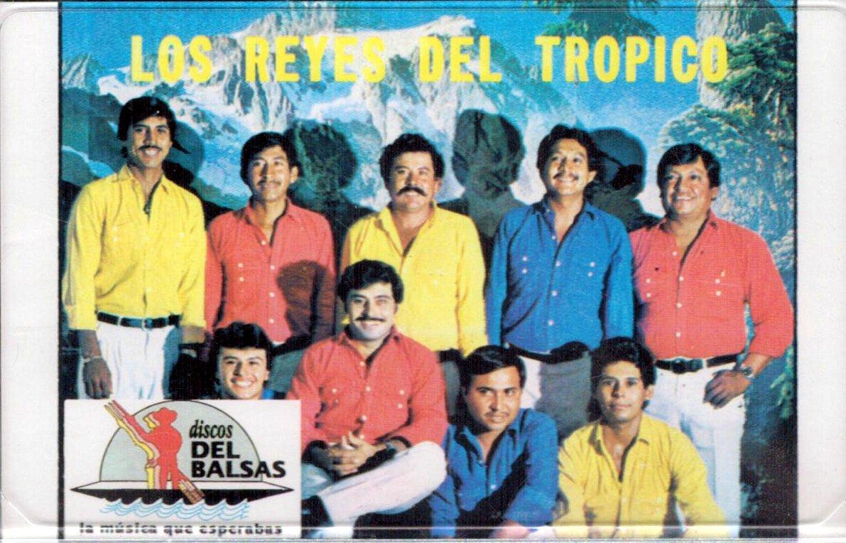 Los Reyes Del Tropico (Tierra Caliente) BRCass-005