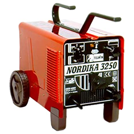 Telwin Nordika 3250 - Soldadora electrodos MMA tradicional
