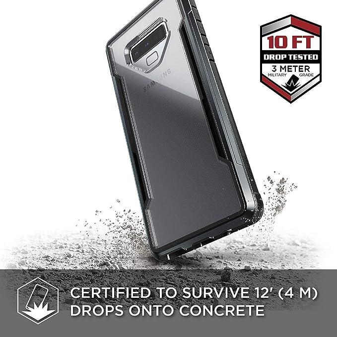 brand new 4e98a 385a0 Samsung Galaxy Note 9 Case, X-Doria Defense Shield Series - Military ...