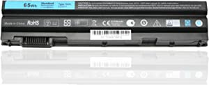 T54FJ T54F3 Laptop Battery for Dell Latitude E6430 E6420 E6520 E6530 E6440 E5530 E5430 Inspiron 14R 5420 15R 5520 7520 17R 5720 7720 Replacement Battery P/N:M5Y0X 8858X 312-1325 312-1165 [11.1V 65WH]