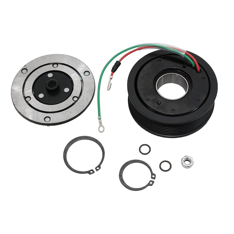 HexAutoparts A/C AC Compressor Clutch Repair Kit for Honda CR-V CRV 2.4L 2002-2006