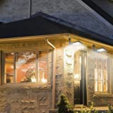 Solar Lights Outdoor, Hallomall 36 LED Solar Motion