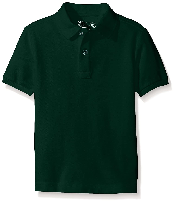 Amazon Nautica Boys Short Sleeve Polo Clothing