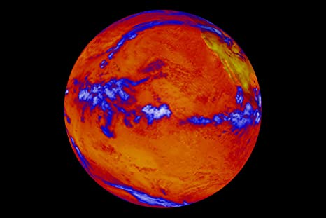 Thermal Map Of The World.Amazon Com 24x36 Poster World Heat Engine Thermal Map Of The