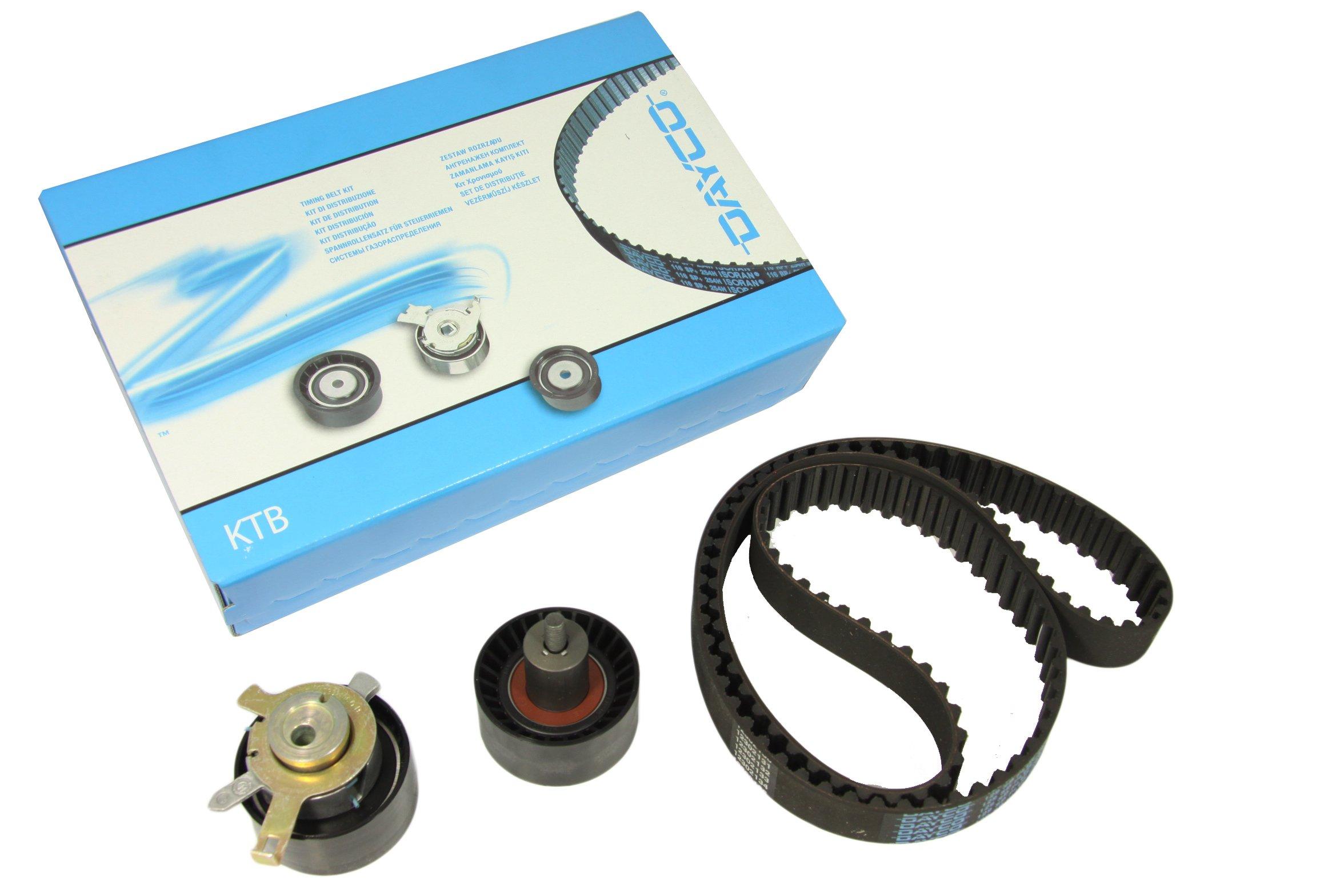 KTB286 Brand New Dayco Timing Belt Kit Set Part No