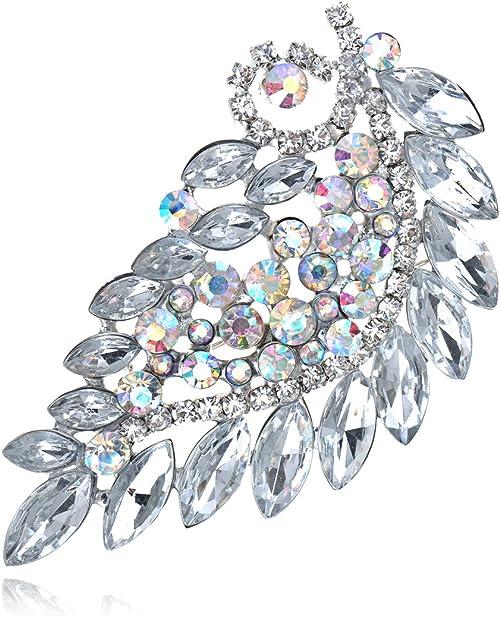 Acrylic Enamel Alloy Metal Brooch Unisex Gift Lapel Pin Fashion Jewelry