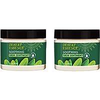 Desert Essence Tea Tree Oil Skin Ointment - 1 Fl Ounce - Pack of 2 - Jojoba & Lavender...