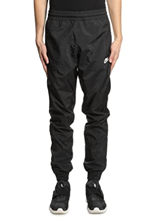 best place new high low priced Nike Hose Nylon Schwarz, Schwarz X-Small: Amazon.de: Bekleidung