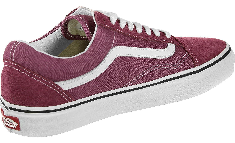 dadb3668ccae Vans Old Skool Dry Rose True White 44  Amazon.co.uk  Shoes   Bags