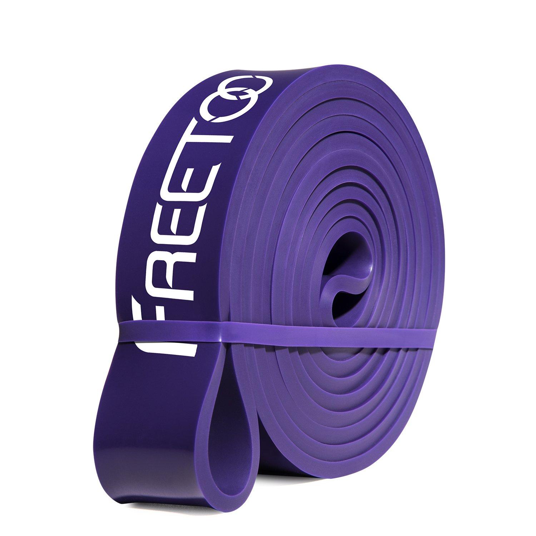 【現品限り一斉値下げ!】 (ティープランス) Tprance Freetoo Freetoo ワークアウト ワークアウト 懸垂バンド 抵抗ゴムバンド パワーリフティング 運動 運動 B00VA1TK6S Purple (35-85 lbs) Purple (35-85 lbs), SCOOPS:f0215b29 --- trainersnit-com.access.secure-ssl-servers.info