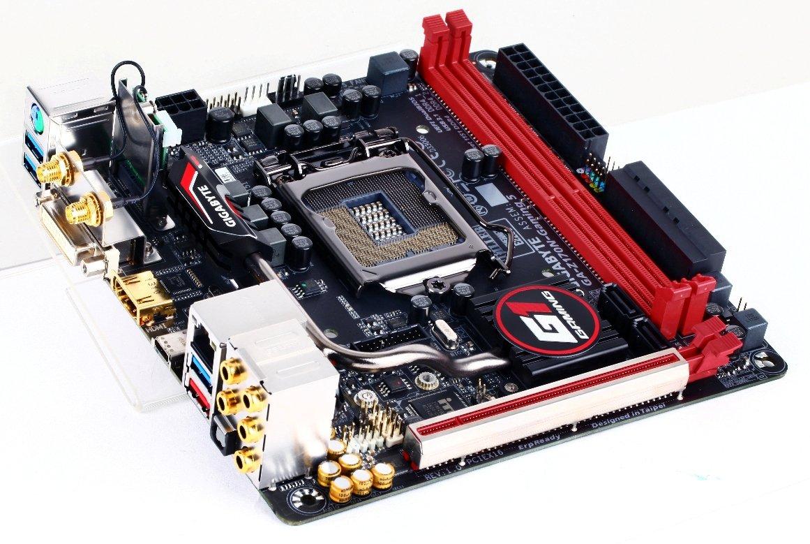 Gigabyte GA-Z170N-Gaming 5 BigFoot LAN Linux
