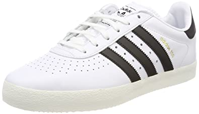 new style 5e995 267ba adidas 350, Chaussures de Fitness Homme, Blanc (FtwblaNegbasCasbla 000