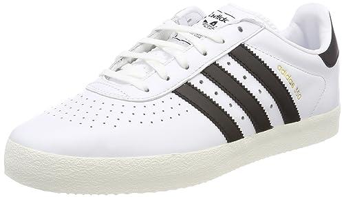 adidas 350 Scarpe da Fitness Uomo Bianco Ftwbla/Negbas/Casbla 000 44