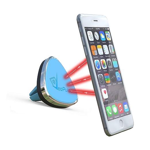 75 opinioni per supporto da auto magnetico -VeoPulse blu- Porta cellulare- (iphone 6 6plus 5 5S