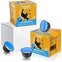 Consuelo - cápsulas de café compatibles con Dolce Gusto* - Descafeinado, 32 cápsulas (