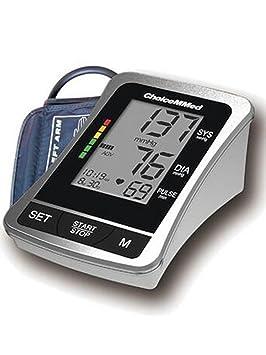 Totalmente automático digital brazo Tensiómetro presión arterial Monitor con clasificación de Who BP11, color negro: Amazon.es: Salud y cuidado personal