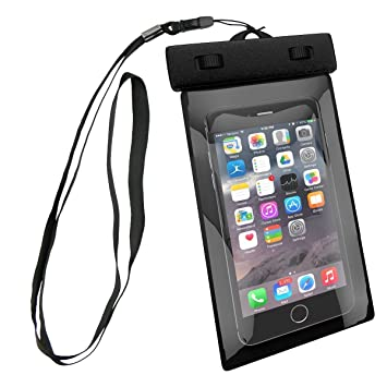 huge discount 2fba8 bfaa2 Sportly Waterproof Cell Phone Carrying Cases – Essential for Every Water  Sports Fan – Touch Screen and Camera Compatible – Thickest Pouch - ...