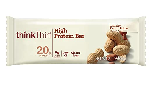 Think Thin Protein Bars Review