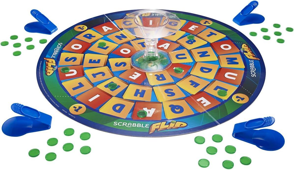 SCRABBLE - Cjn59 - Compañía Juego Educacional - tirón: Amazon.es: Juguetes y juegos