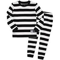 VAENAIT BABY 12M-7T Kids Little Boys Girls Unisex Toddler Colorful Stripe/Simple...