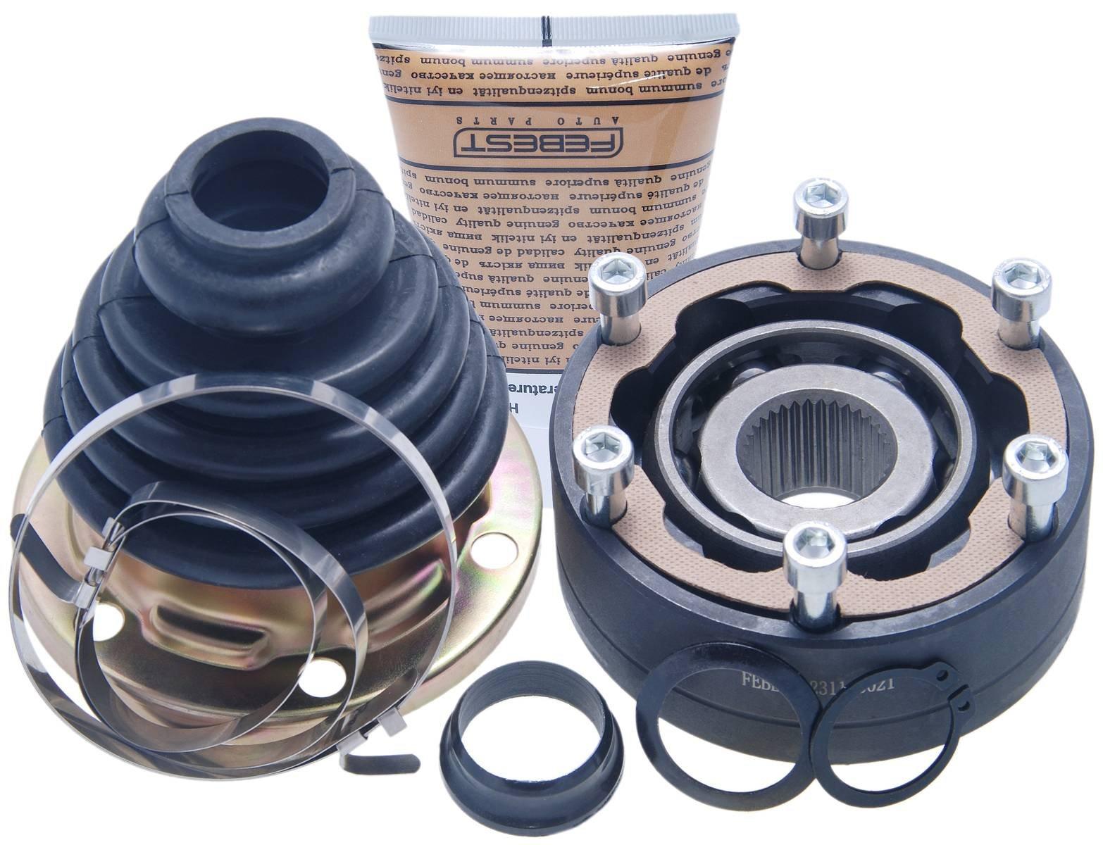 191498103 - Inner CV Joint 33X100 For VW - Febest