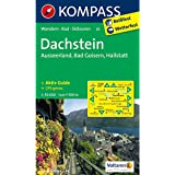 Dachstein - Ausseerland - Bad Goisern - Hallstatt 1 : 50 000: Wanderkarte mit Aktiv Guide, Skitouren und Radrouten. GPS-genau