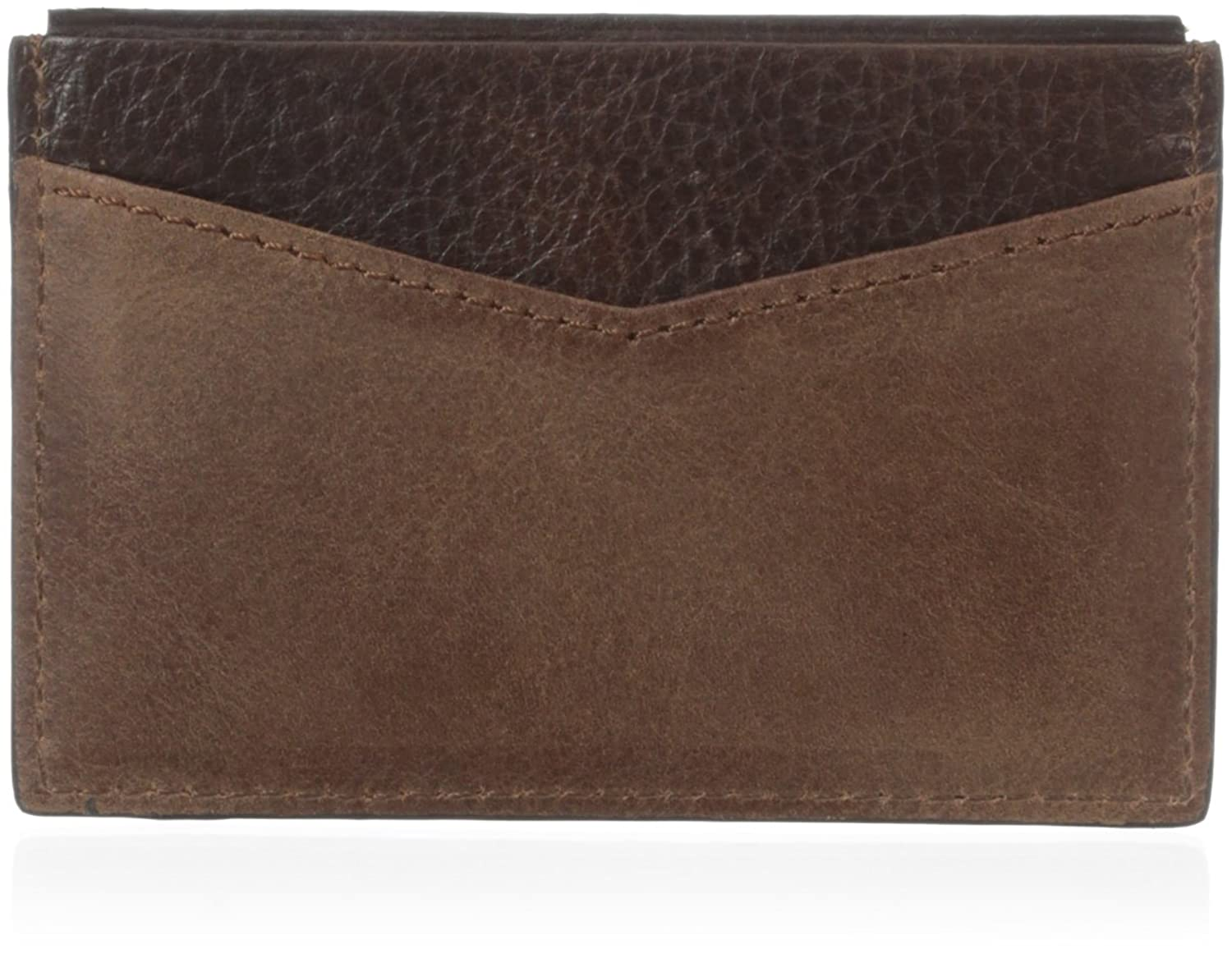 Fossil Men\'s Quinn Card Holder, Brown, One Size at Amazon Men\'s ...