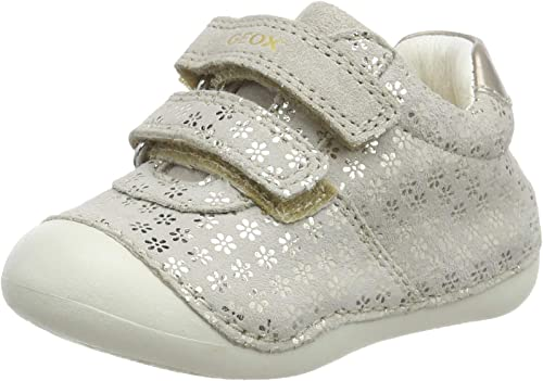 Geox B Djrock Girl E Sneakers Basses B/éb/é Fille
